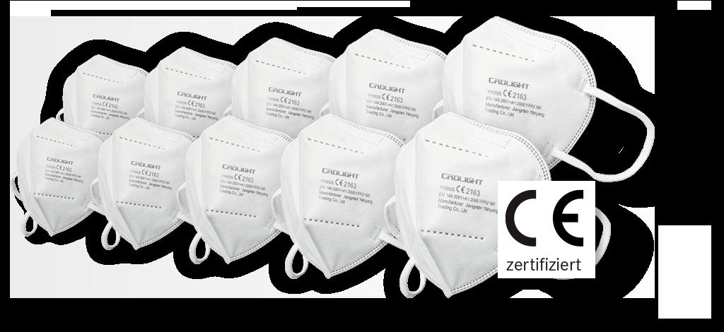 Versandapotheke Apo40 4 zusätzliche FFP2-Masken pro Coupon